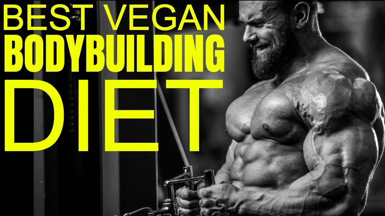 vegan bodybuilding diet for muscle growth