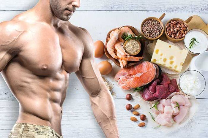 Muscle Gain Diet & Training Tips