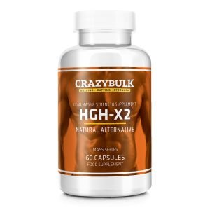 crazy bulk HGH-X2 legal steroids