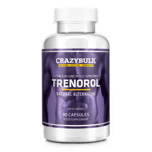 crazy bulk Trenorol legal steroids