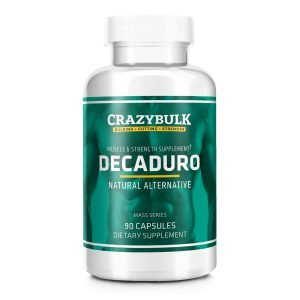 crazybulk DecaDuro legal steroids
