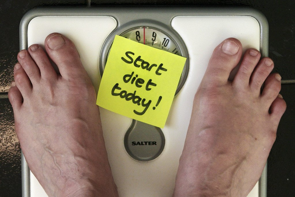 How to lose weight without starving!