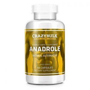 Anadrole crazy bulk