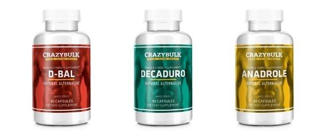 CrazyBulkLegal Steroids