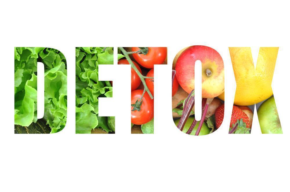 full body detox diet