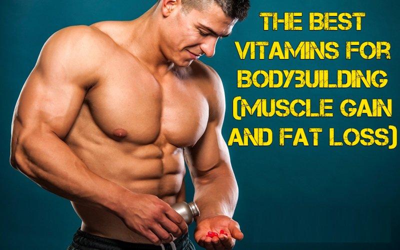 vitamin for bodybuilding