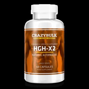 CrazyBulkHGH-X2