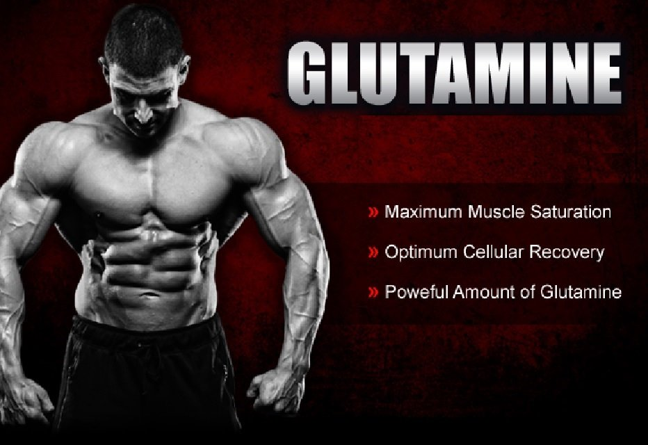 glutamine-supplements
