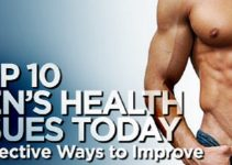 Top 10 Men's Health Issues & Ways To Improve!
