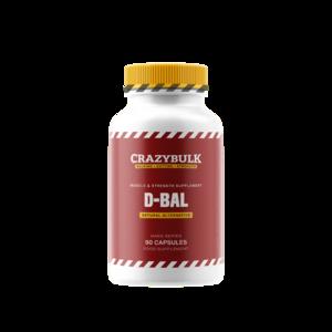 Crazy Bulk D-Bal