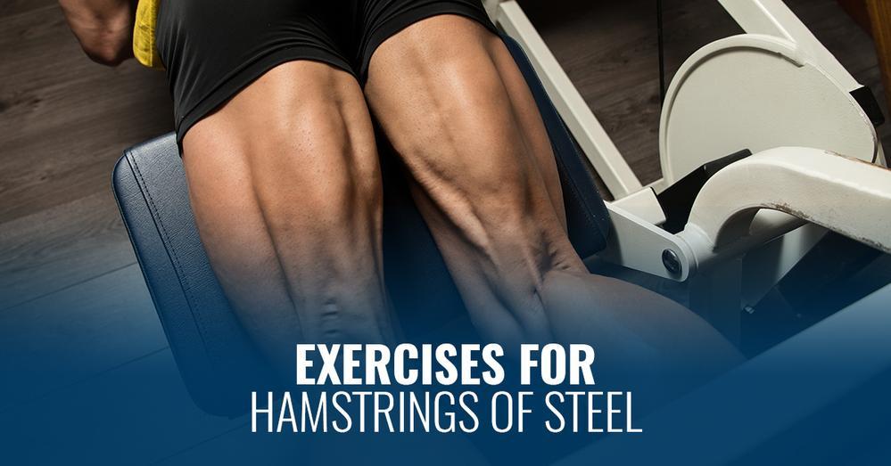 exercises for hamstrings