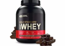 Optimum Nutrition Gold Standard 100% Whey Protein Reviews 2021